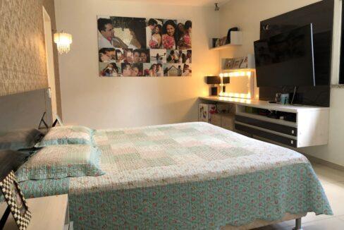 5 Casa duplex Ininga 4 suítes, porcelanato,dependência completa empregado, ampla área externa