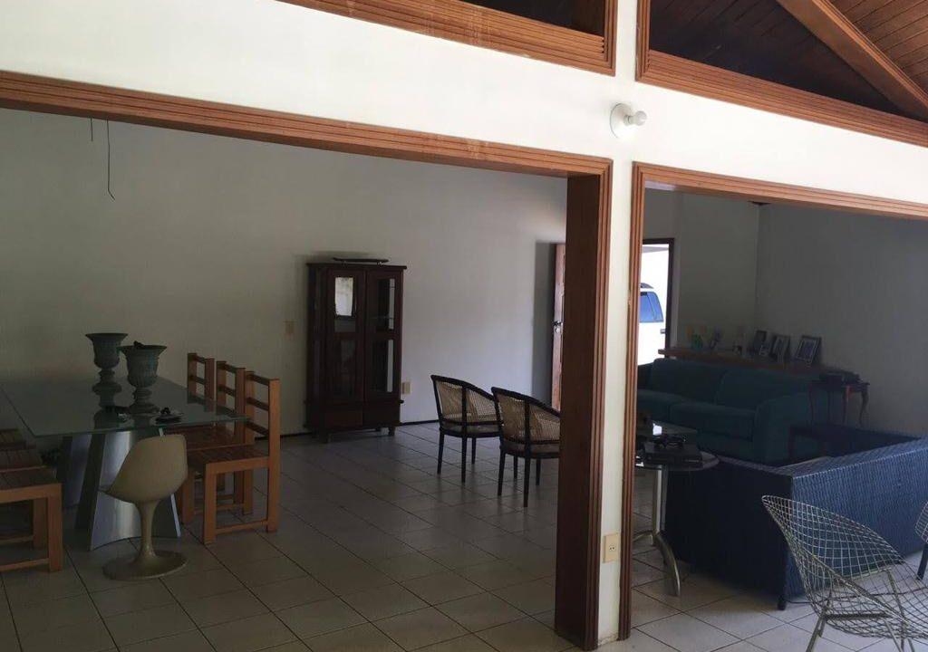 5 Casa para venda São Cristóvão 4 suítes, DCE,móveis planejados,20x30m