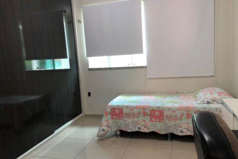 8 Casa duplex Ininga 4 suítes, porcelanato,dependência completa empregado, ampla área externa