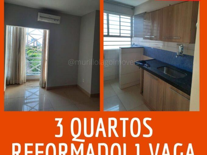 Apartamento à venda 50m² 3 quartos, porcelanato, excelente localização no bairro Ilhotas em Teresina- Piauí