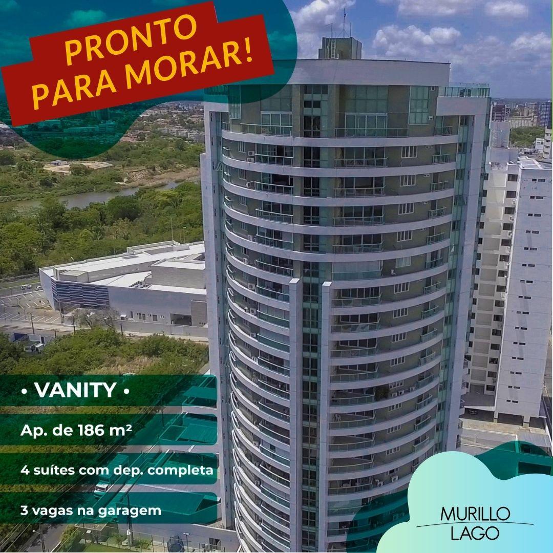 Vanity Condominium, 4 suítes pertinho Teresina Shopping – Murillo Lago Imóveis