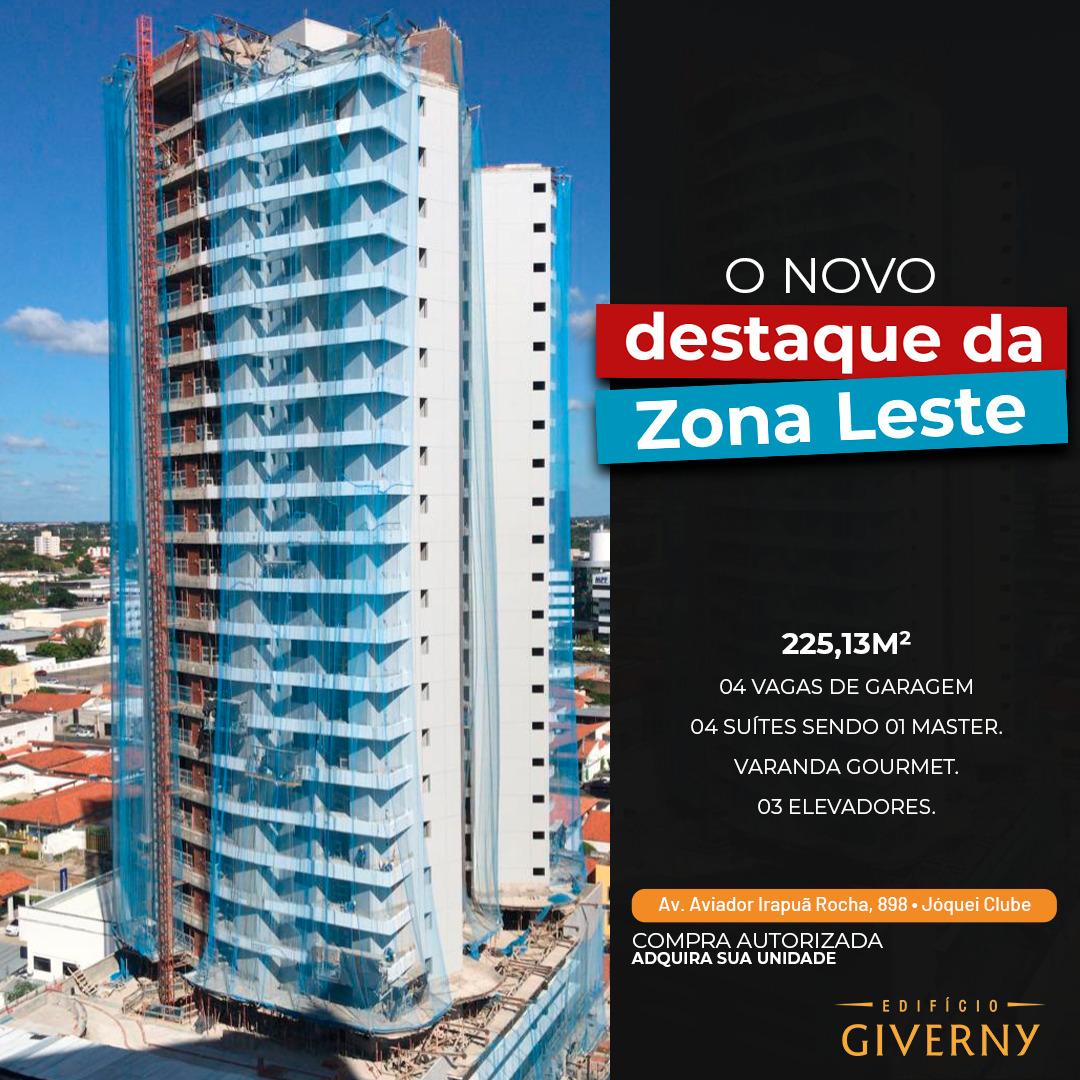 Apartamento para venda,Teresina-PI,bairro Jóquei, 4 suítes, 5 banheiros, 4 vagas