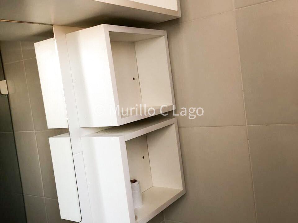 9.2 Apartamento para venda 69m², Ininga, 2 quartos sendo 1 suíte com closet, elevador, 2 vagas de garagem,móveis planejados