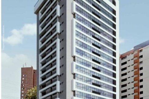 1 Condomínio Neto Campelo, apartamentos com 3 suítes, 111 metros Jóquei,Teresina