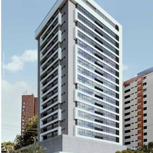 Condomínio Neto Campelo, apartamentos com 3 suítes, 111m² Jóquei – Teresina/PI