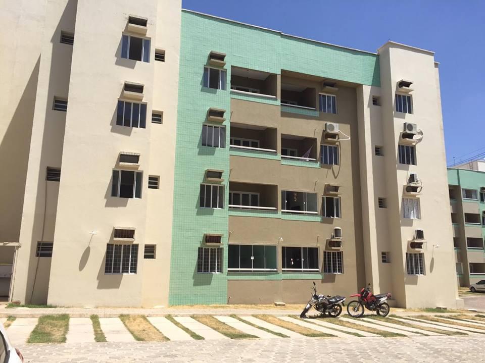 1 Girassol Residence, 77m², 3 quartos, 2 suítes, Zona leste Teresina