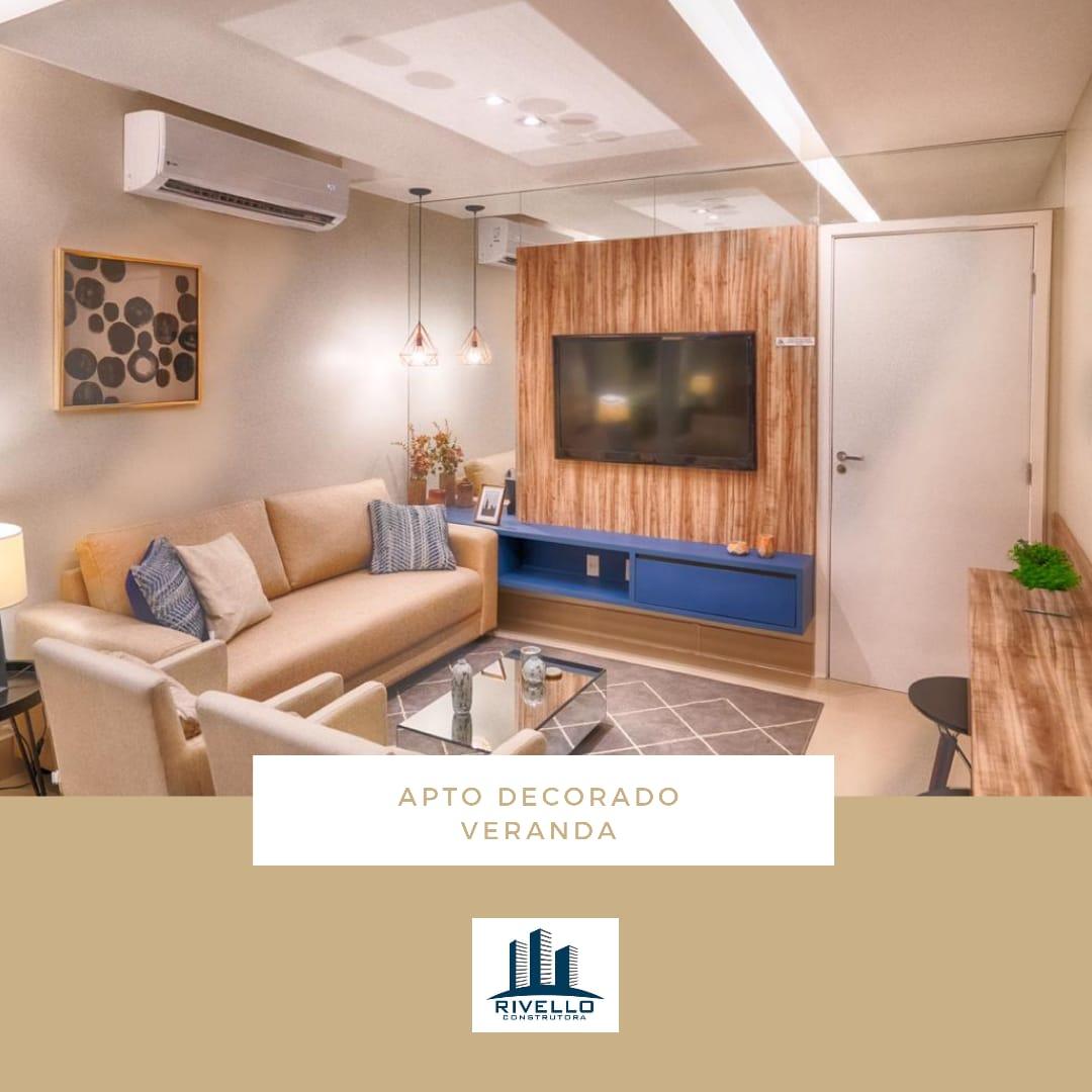 Apartamento venda no condomínio Veranda Ininga, 3 quartos sendo 1 suíte,2 vagas em Teresina-PI
