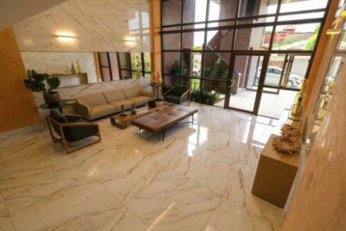 10 Apartamento venda Studio Homero, 59,90m², 1 suíte, varanda, 1 vaga, piscina,Teresina-PI