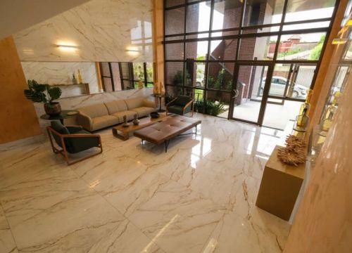 Apartamento venda no Studio Homero, 58,44 m², avenida Homero Castelo Branco, Teresina-PI