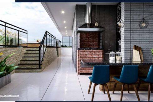 11 Condomínio Neto Campelo, apartamentos com 3 suítes, 111 metros Jóquei,Teresina