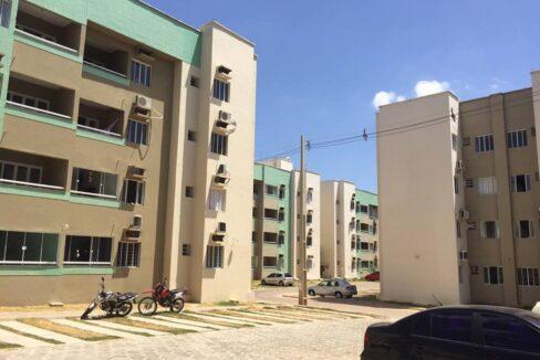 17 Girassol Residence, 77m², 3 quartos, 2 suítes, Zona leste Teresina