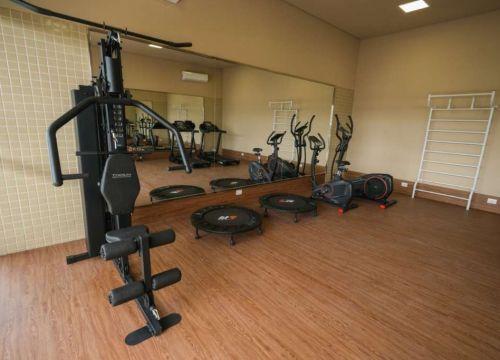 21 Apartamento venda Studio Homero, 59,90m², 1 suíte, varanda, 1 vaga, piscina,Teresina-PI