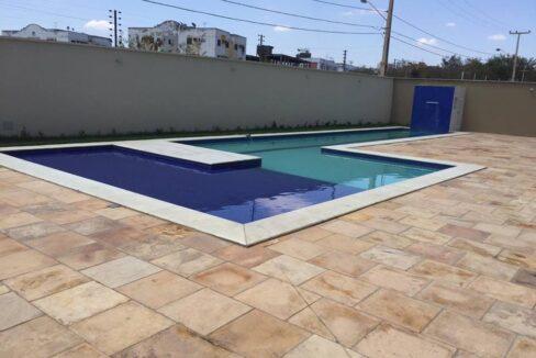 23 Girassol Residence, 77m², 3 quartos, 2 suítes, Zona leste Teresina