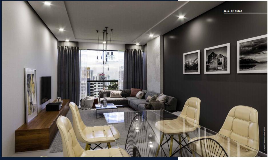 5 Condomínio Neto Campelo, apartamentos com 3 suítes, 111 metros Jóquei,Teresina