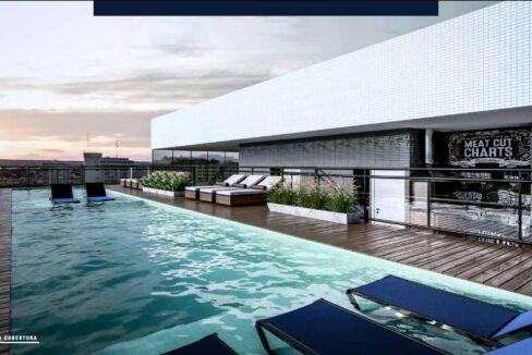 6 Condomínio Neto Campelo, apartamentos com 3 suítes, 111 metros Jóquei,Teresina