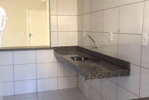 6 Girassol Residence, 77m², 3 quartos, 2 suítes, Zona leste Teresina