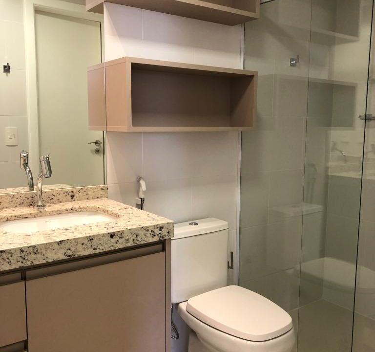 8 Apartamento venda Studio Homero, 59,90m², 1 suíte, varanda, 1 vaga, piscina,Teresina-PI