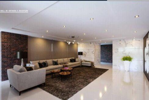 8 Condomínio Neto Campelo, apartamentos com 3 suítes, 111 metros Jóquei,Teresina