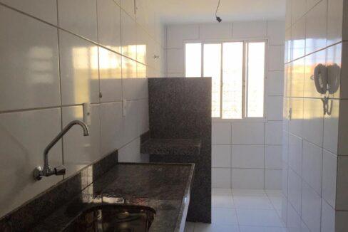 8 Girassol Residence, 77m², 3 quartos, 2 suítes, Zona leste Teresina