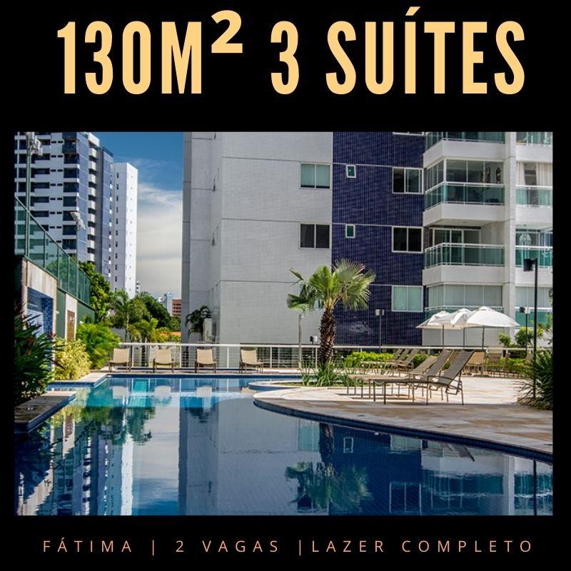 Apartamento venda,La Madeleine Residence, 3 suítes perto de tudo bairro de Fátima Teresina-PI