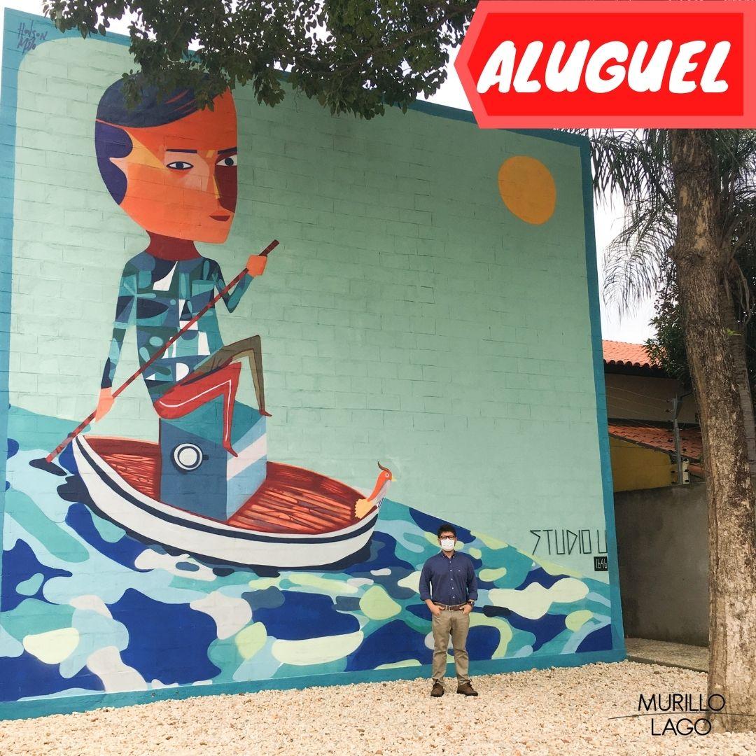 ALUGUEL – Stúdio sala e quarto integrados,cozinha americana com 1 vaga no bairro Ininga