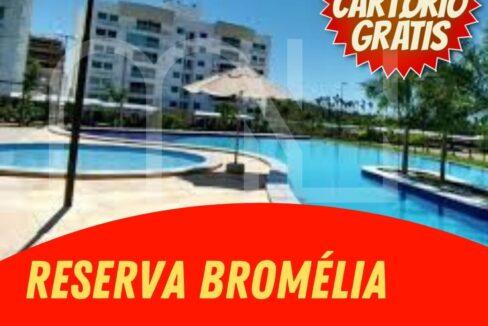 1 Apartamento venda no condomínio Reserva Bromélia próximo Novafapi,zona leste de Teresina-PI