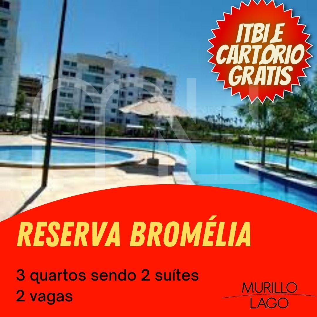 Apartamento venda no condomínio Reserva Bromélia, 2 ou 3 quartos, elevador em Teresina-Pi