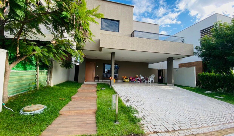 1 Casa duplex, 4 suítes, Terras Alphaville, energia solar insatalada, Teresina-PI