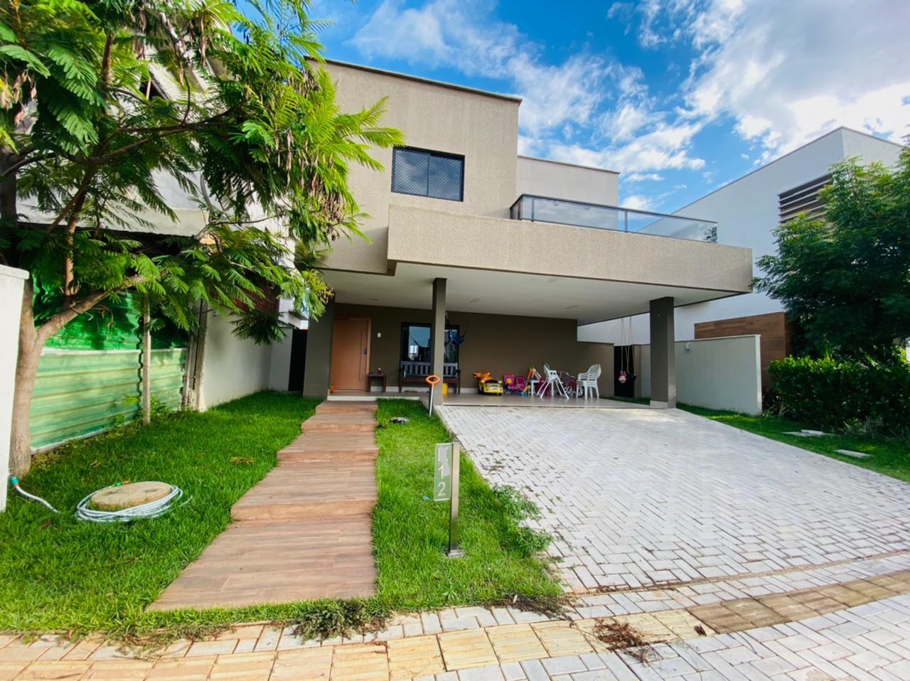 Vendo casa duplex no Terras Alphaville em Teresina-PI