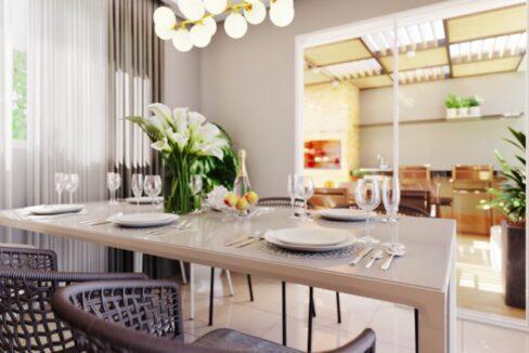 10 Paradise way residence,condomínio de casas, 3 ou 4 quartos ao lado do Terras Alphaville em Teresina-PI