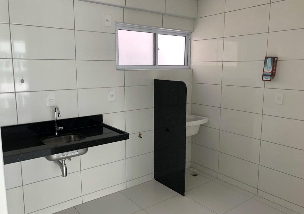 12 Apartamento venda no condomínio Reserva Helicônia com 3 quartos sendo 1 suíte e 2 vagas no bairro Uruguai próximo Novafapi em Teresina-PI