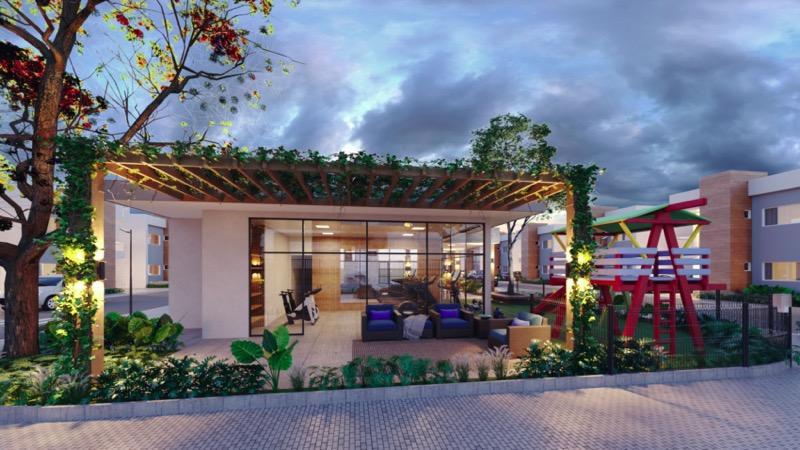 13 Paradise way residence,condomínio de casas, 3 ou 4 quartos ao lado do Terras Alphaville em Teresina-PI