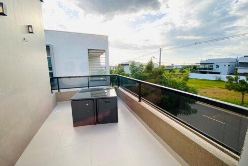 16 Casa duplex, 4 suítes, Terras Alphaville, energia solar insatalada, Teresina-PI