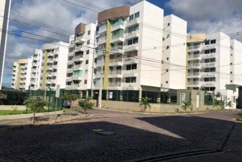 19 Apartamento venda no condomínio Reserva Helicônia com 3 quartos sendo 1 suíte e 2 vagas no bairro Uruguai próximo Novafapi em Teresina-PI