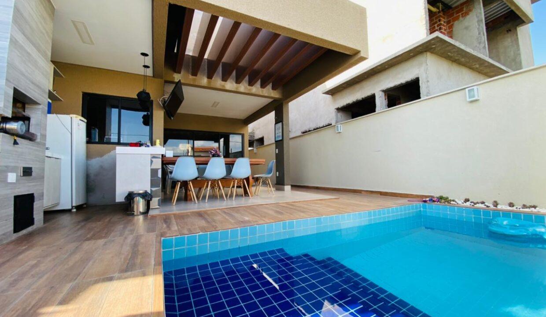 19 Casa duplex, 4 suítes, Terras Alphaville, energia solar insatalada, Teresina-PI