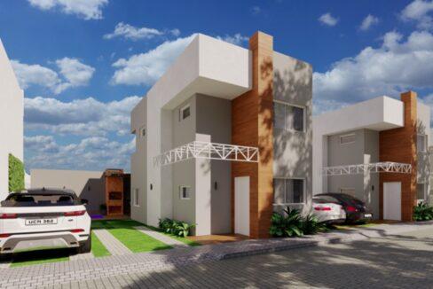 2 Paradise way residence,condomínio de casas, 3 ou 4 quartos ao lado do Terras Alphaville em Teresina-PI
