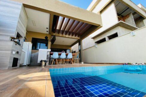 21 Casa duplex, 4 suítes, Terras Alphaville, energia solar insatalada, Teresina-PI