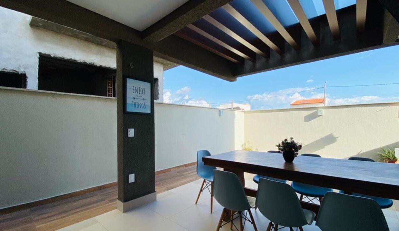24 Casa duplex, 4 suítes, Terras Alphaville, energia solar insatalada, Teresina-PI