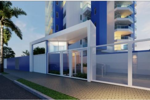 3 Edifício Pallazzo Montebelo, 4 quartos no jóquei clube em Teresina-PI