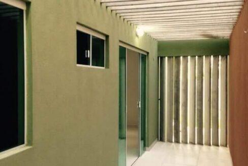 3 casa duplex 4 quartos no bairro Ininga