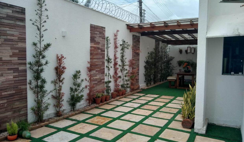 4 Casa condomínio fechado zona leste Teresina