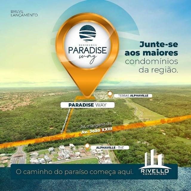 4 Paradise way,condomínio casas ao lado Terras Alphaville em Teresina-PI