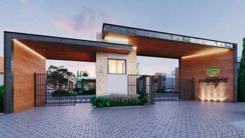 5 Paradise way residence,condomínio de casas, 3 ou 4 quartos ao lado do Terras Alphaville em Teresina-PI
