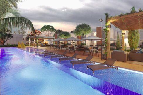 6 Paradise way residence,condomínio de casas, 3 ou 4 quartos ao lado do Terras Alphaville em Teresina-PI