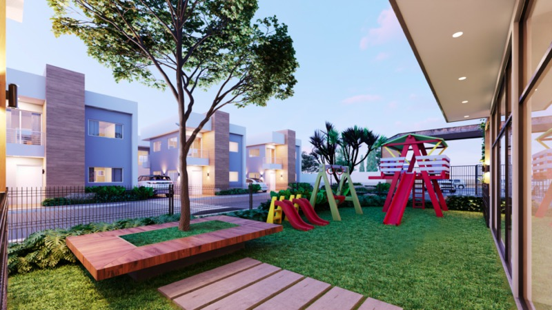 7 Paradise way residence,condomínio de casas, 3 ou 4 quartos ao lado do Terras Alphaville em Teresina-PI