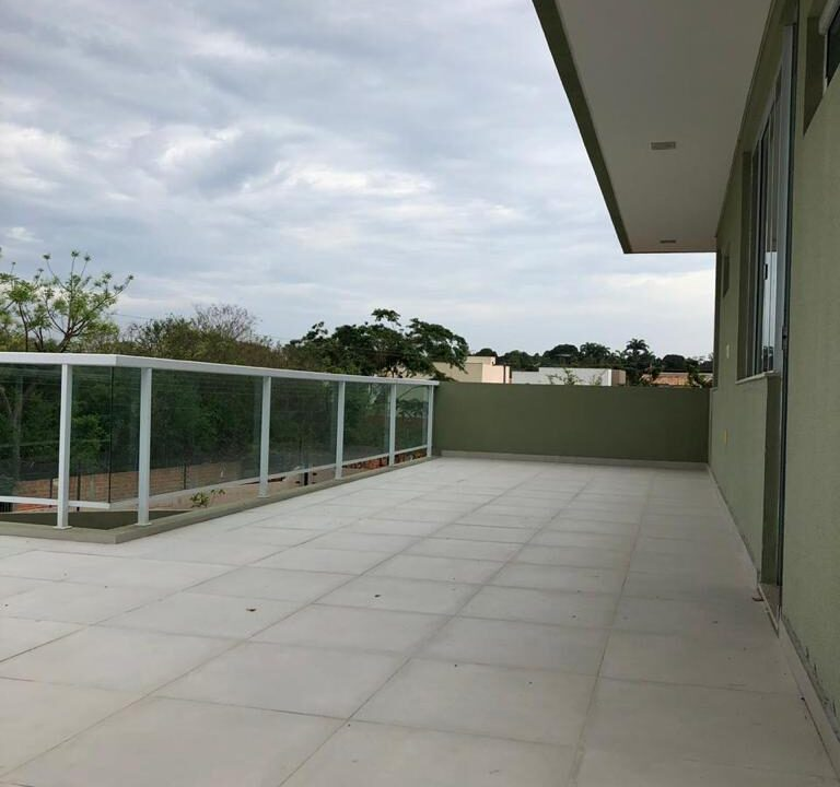7 casa duplex 4 quartos no bairro Ininga