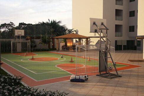 8 Condomínio Saint Paul, 179 metros, 3 suítes, 3 vagas, jóquei, Teresina