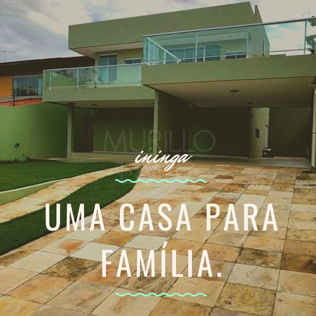 Casa duplex para venda, nova, 4 quartos, excelente acabamento no bairro Ininga