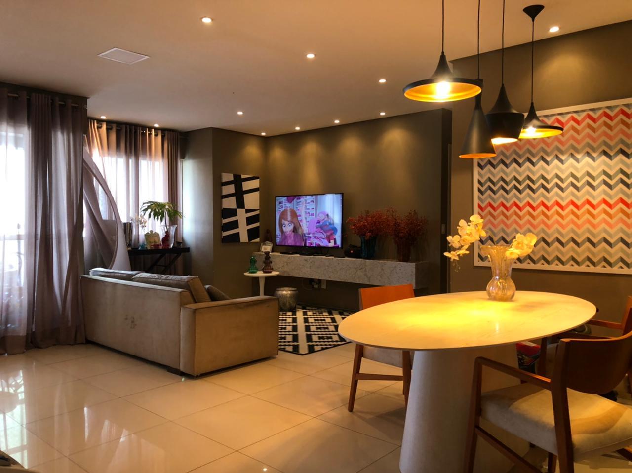 Savona Residence, apartamento para venda, 100 metros, móveis planejados no bairro horto florestal em Teresina-PI