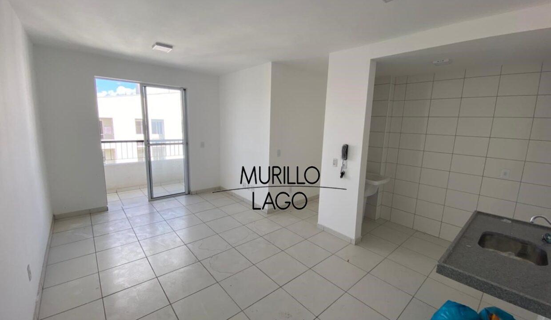 1 Apartamento para venda Dream Park, 3 quartos sendo 1 suíte, elevador, sombra total em Teresina-PI